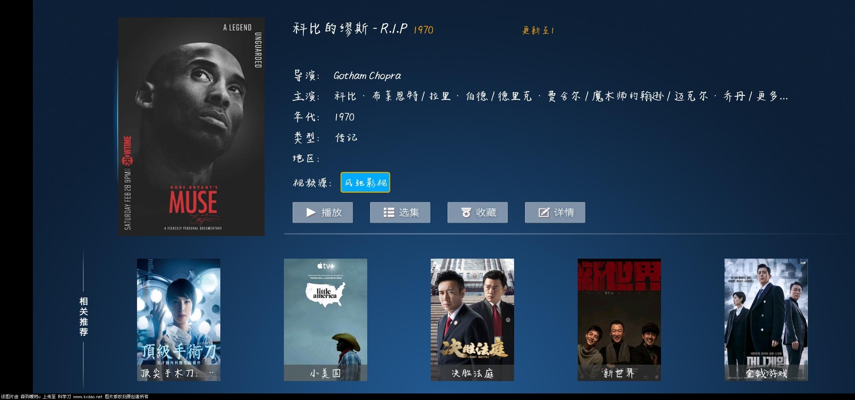 TV盒子 叶子TV v1.4.0免登录VIP破解版